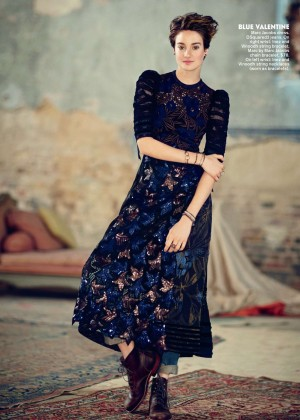 Shailene Woodley: Teen Vogue Magazine -03