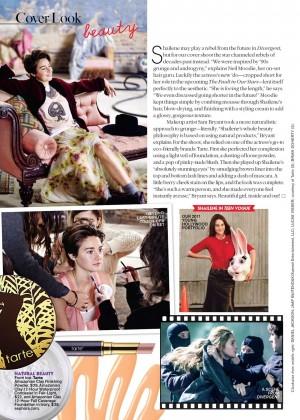 Shailene Woodley: Teen Vogue Magazine -06