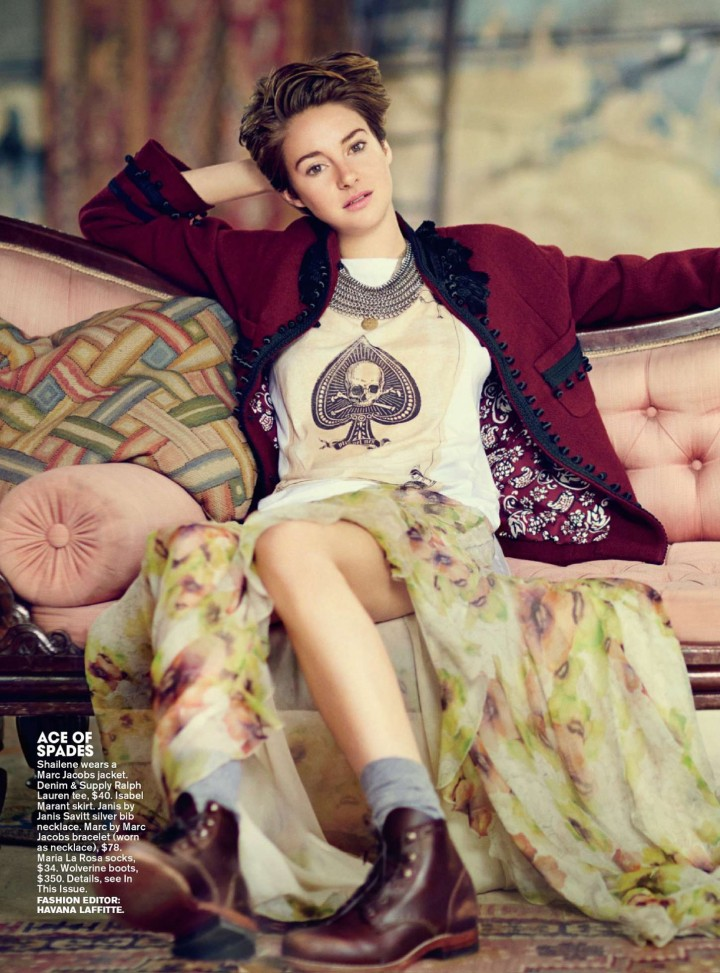 Shailene Woodley: Teen Vogue Magazine -07