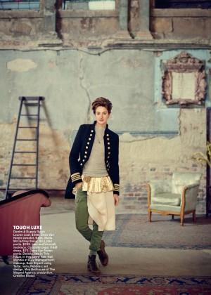 Shailene Woodley: Teen Vogue Magazine -08