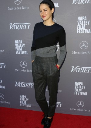 Shailene Woodley - Variety's 10 Producers to Watch Brunch
