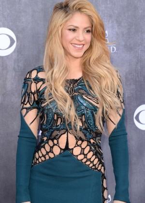 Shakira: 2014 Academy of Country Music Awards -08