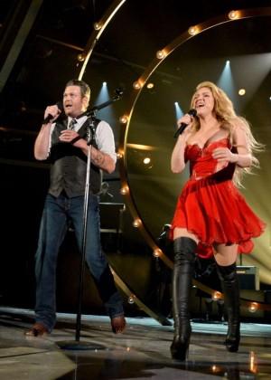 Shakira: 2014 Academy of Country Music Awards -11