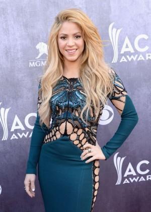 Shakira: 2014 Academy of Country Music Awards -12