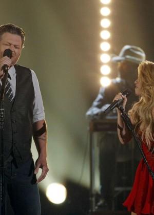 Shakira: 2014 Academy of Country Music Awards -17