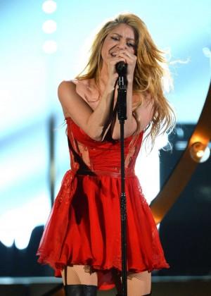 Shakira: 2014 Academy of Country Music Awards -20