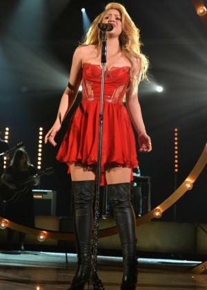 Shakira: 2014 Academy of Country Music Awards -22