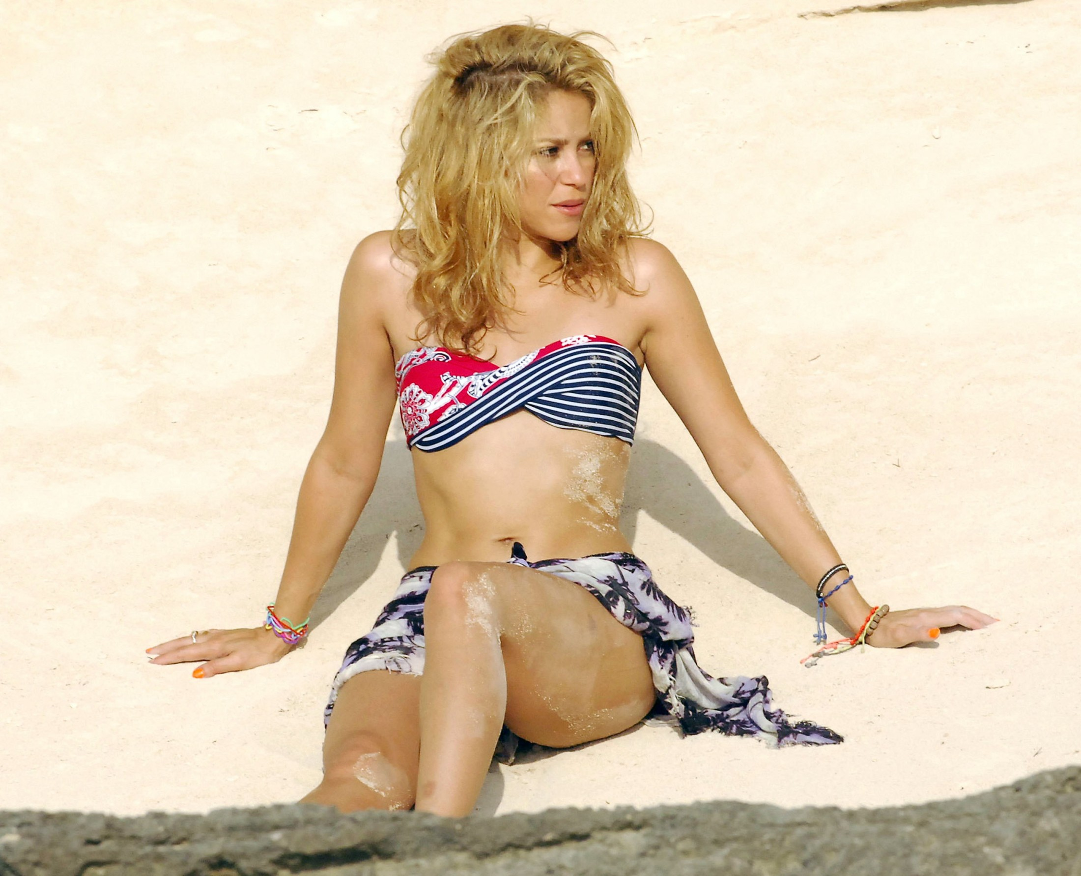Have thought Shakira hot bikini topic