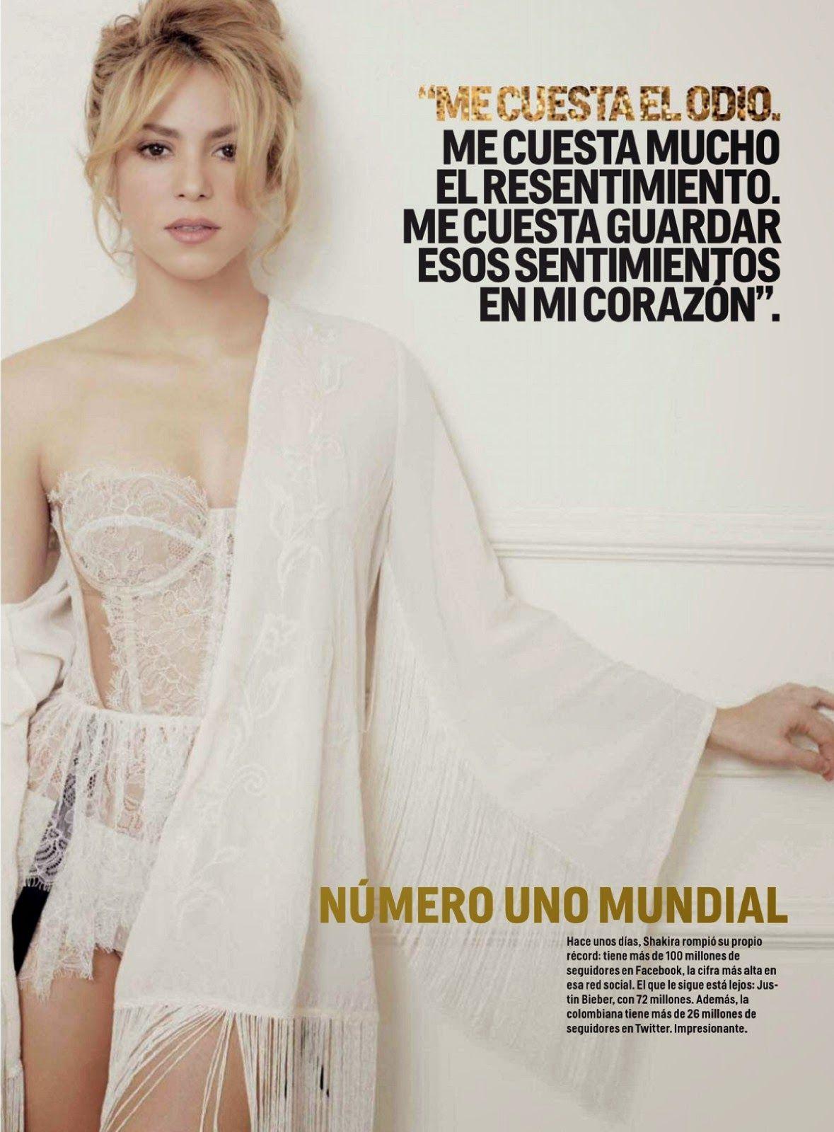 Shakira 2014 : Shakira – Cosmopolitan Magazine (Argentina August 2014) -05