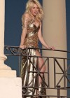 Shakira - fscenes for new music video, Barcelona