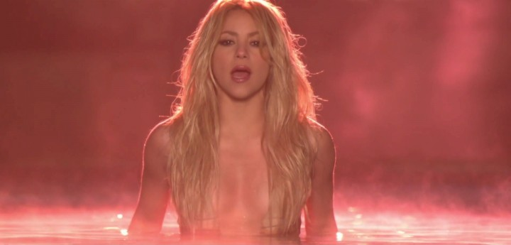 The Record Blog: Music Video Review   Shakira - Cant