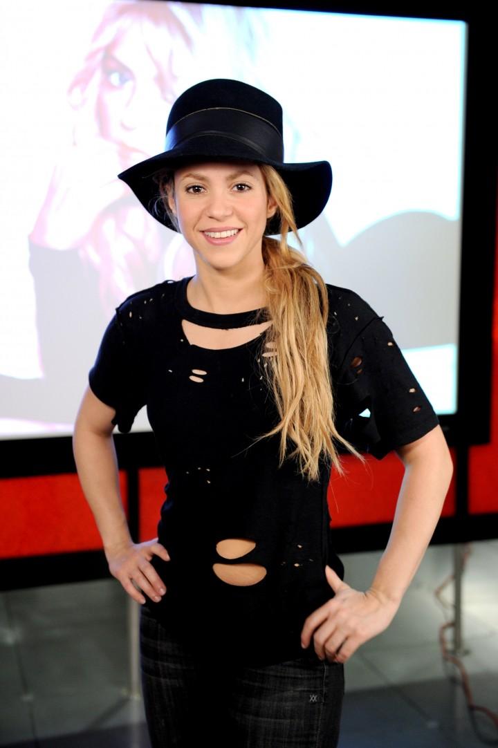 Shakira – The Elvis Duran Z100 Morning Show