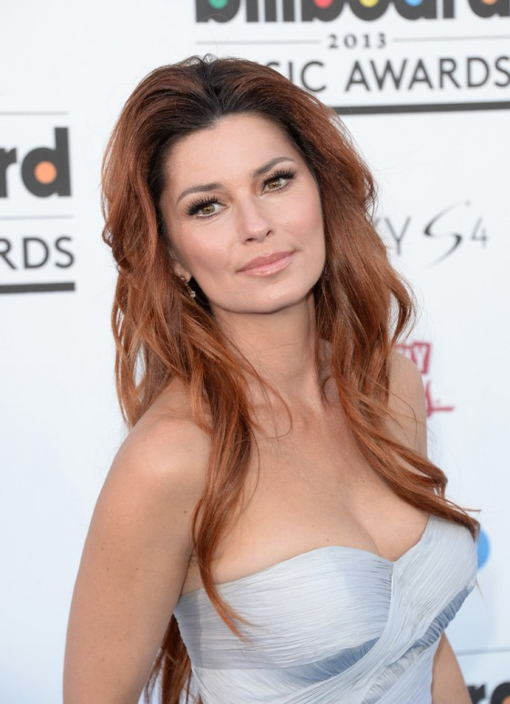 Shania Twain - 2013 Billboard Music Awards in Las Vegas -08