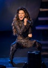 "Shania Twain performs during the debut of her residency show ""Shania: Still the One"" at The Colosseum at Caesars Palace on December 1, 2012 in Las Vegas, Nevada."