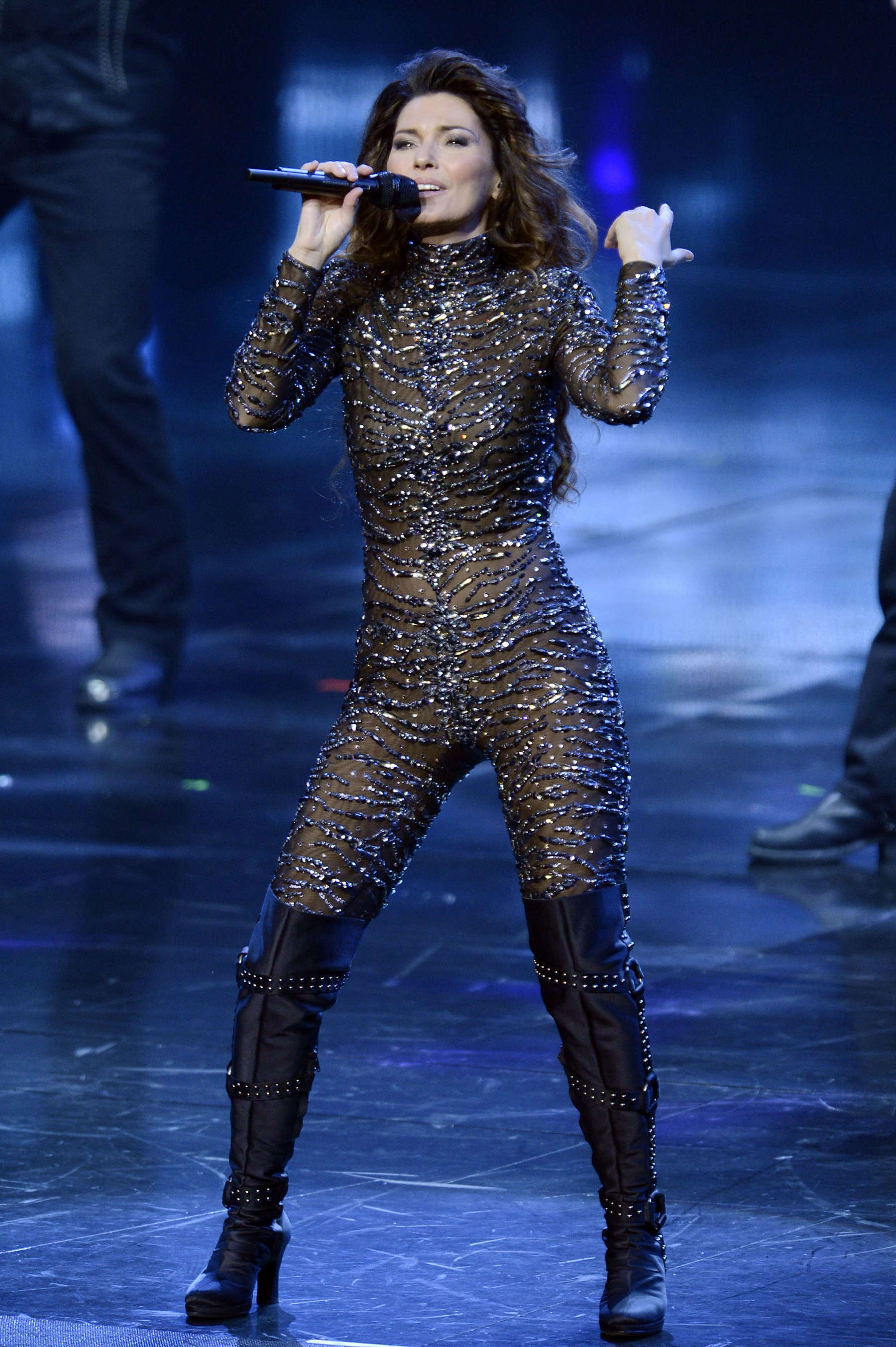 Back to post Shania Twain – Live at Shania Still the One debut show