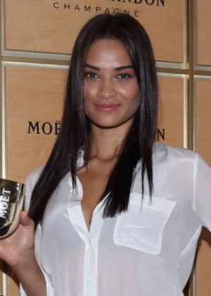 Shanina Shaik at Opening Night Of 2014 US Open