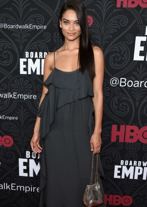 "Shanina Shaik - ""Boardwalk Empire"" Season 5 Premiere in NYC"