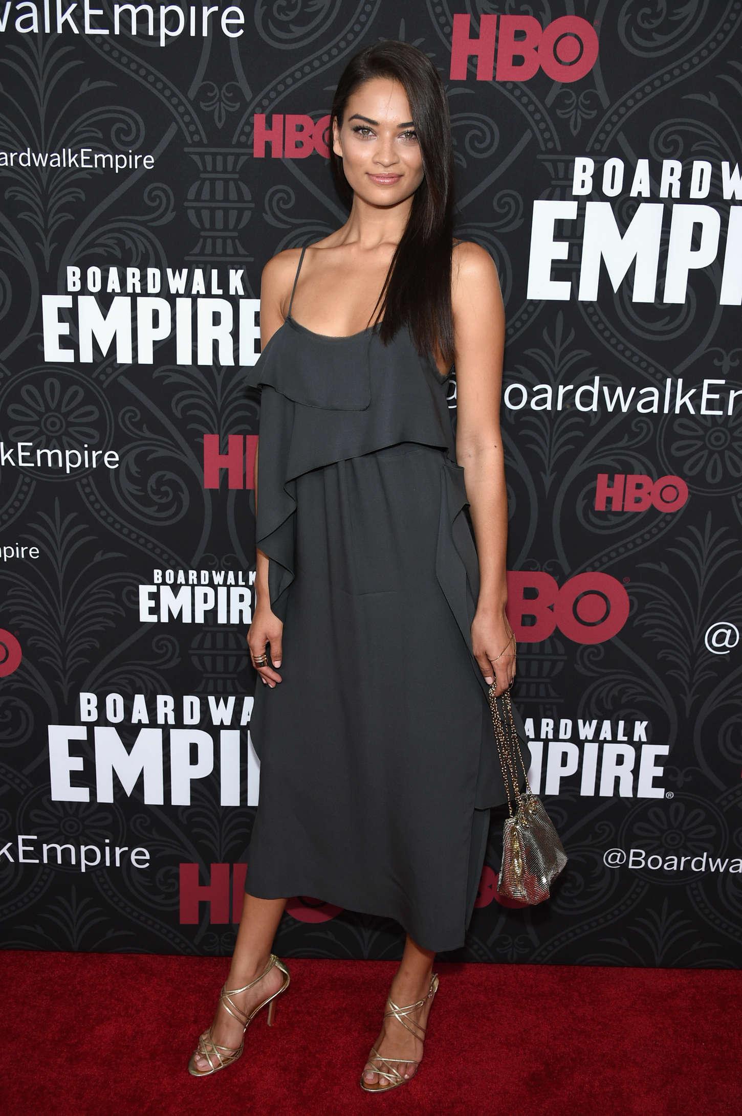 Shanina Shaik 2014 : Shanina Shaik: Boardwalk Empire Season 5 NY Premiere -03