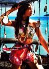 Shanina Shaik: Marie Claire Australia -09
