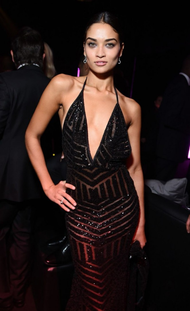 Shanina Shaik - Victoria's Secret Fashion Show After Party in London