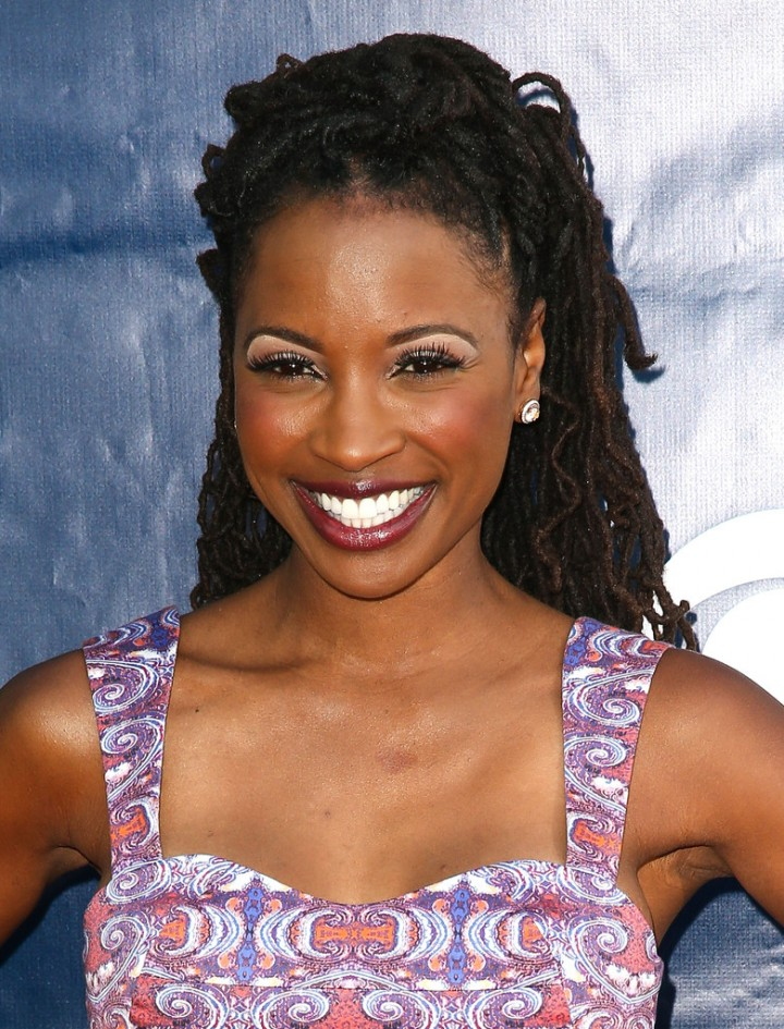 Shanola Hampton - 2014 Showtime Summer TCA Party in Beverly Hills