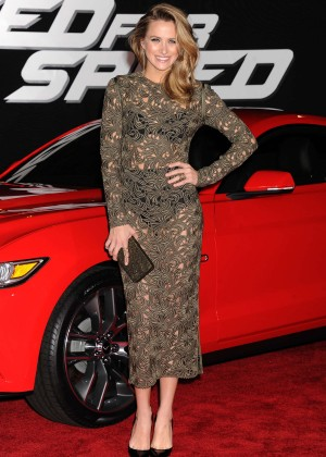 Shantel VanSanten: Need For Speed Premiere -04