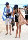 Sharni Vinson - Bikini in Miami-19
