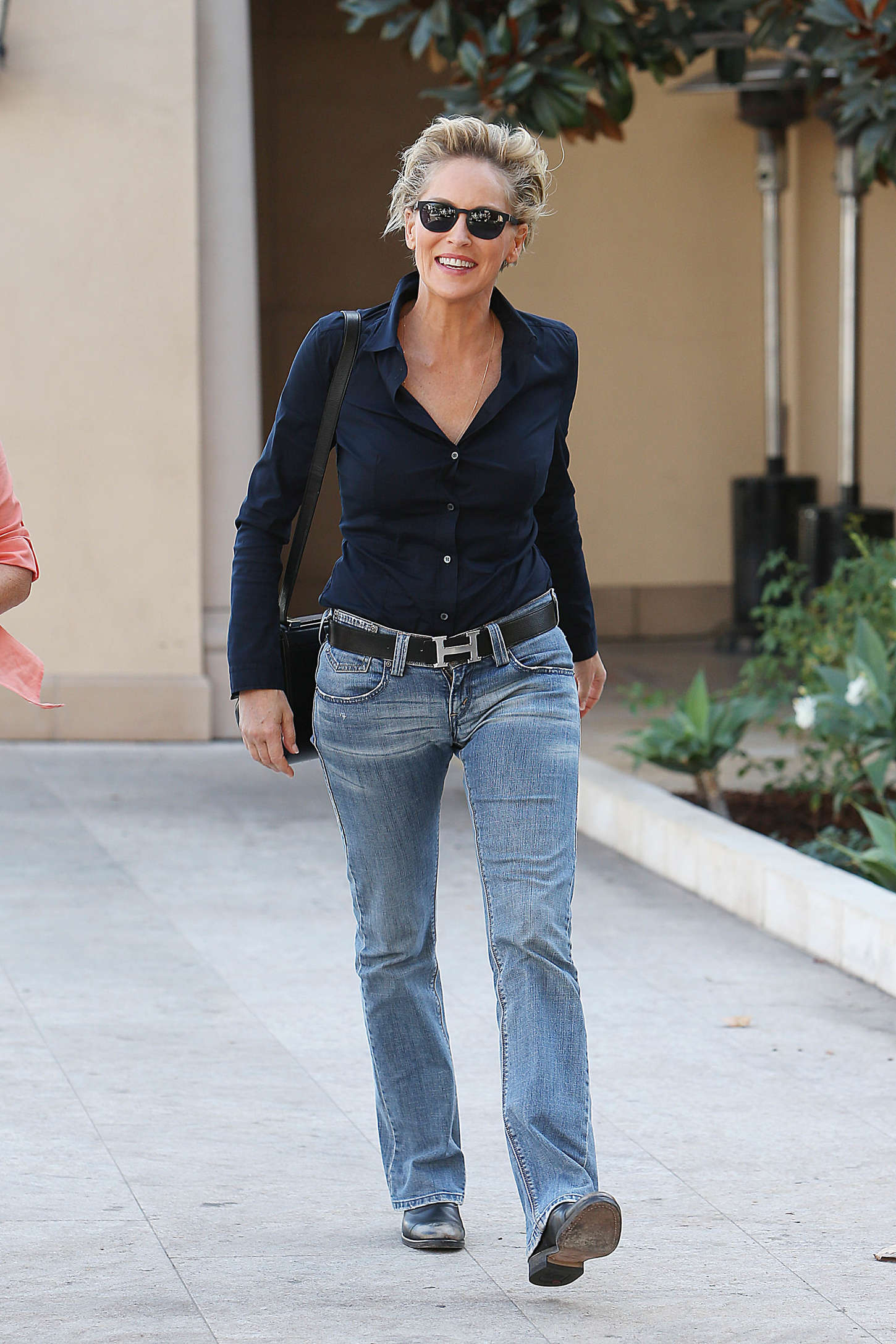 Sharon Stone In Jeans 03 Gotceleb