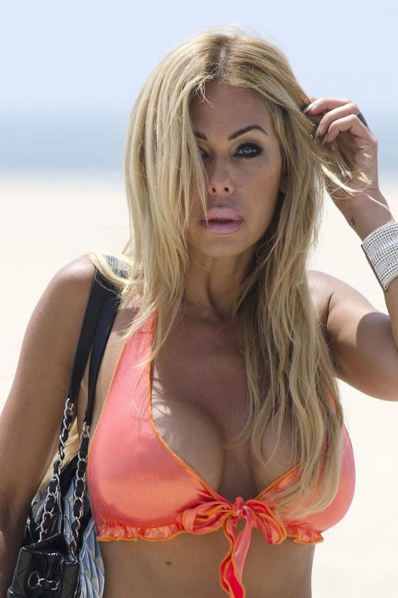 Shauna Sand Bikini 2013 -18