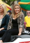 Shawn Johnson - 2013 IPL 500 Festival Parade in Indianapolis -01