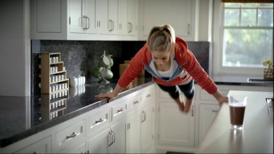 Shawn Johnson – Bounty Commercial Ad-07