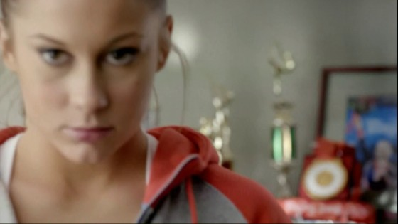 Shawn Johnson – Bounty Commercial Ad-08