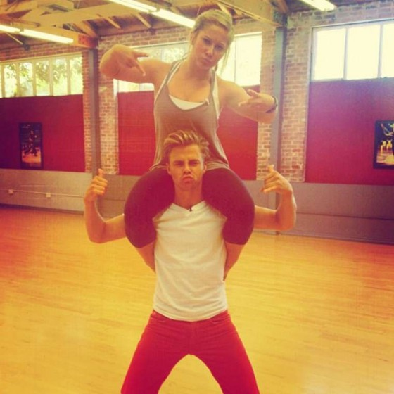 Shawn Johnson Recalls Road to Recovery After Eating