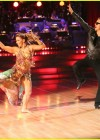Shawn Johnson on Dancing With The Stars-13