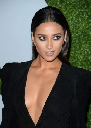 Shay Mitchell: 2014 GQ Men Of The Year Party -03