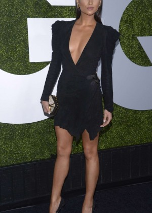 Shay Mitchell: 2014 GQ Men Of The Year Party -04