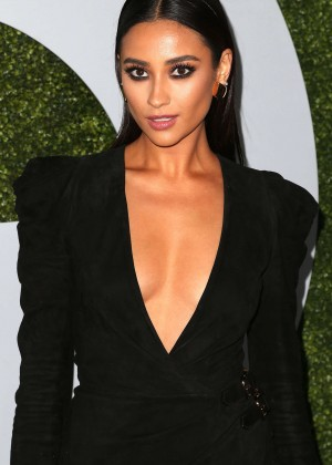 Shay Mitchell: 2014 GQ Men Of The Year Party -05