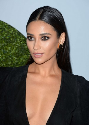 Shay Mitchell: 2014 GQ Men Of The Year Party -07
