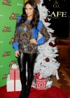 Shay Mitchell at 2012 ABC Family 25 Days of Christmas-11