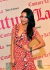 Shay Mitchell In Floral Dress-11