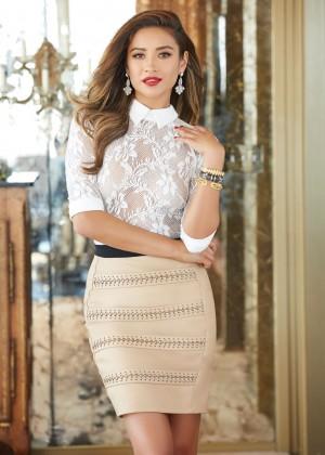 Shay Mitchell - Glamour Mexico Magazine (November 2014)