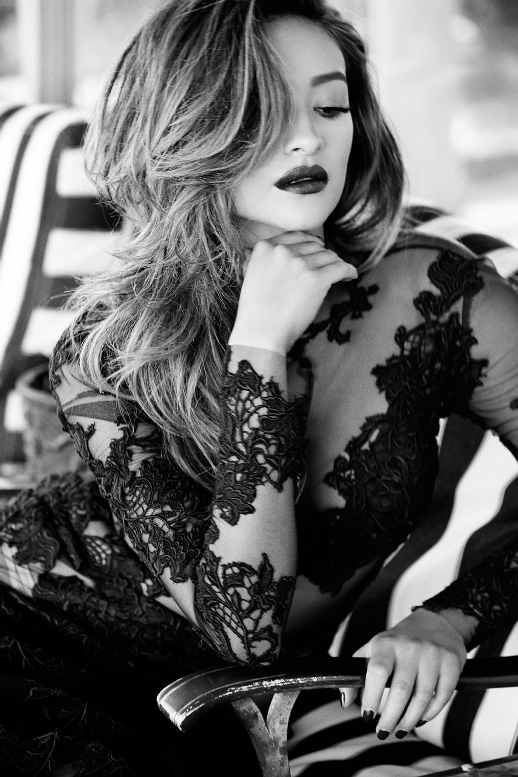 Shay Mitchell 2014 : Shay Mitchell: Glamour Mexico 2014 -06
