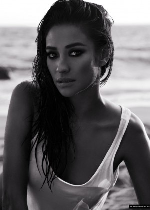 Shay Mitchell by Hudson Taylor Photoshoot (October 2014)