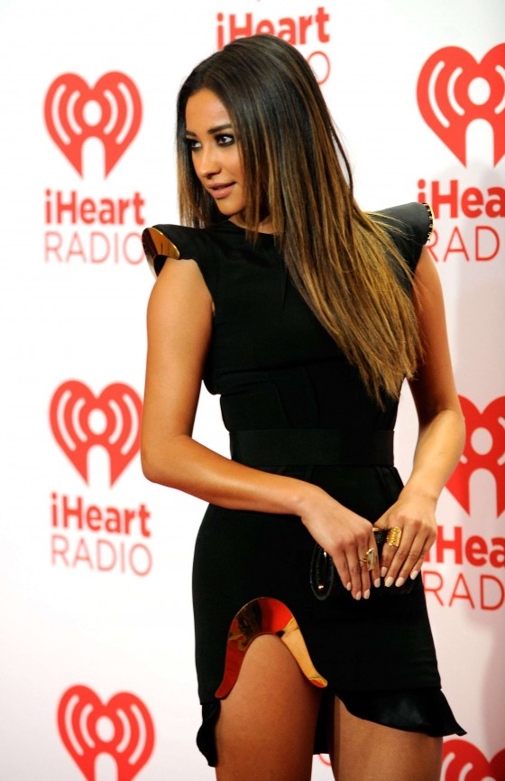 Shay Mitchell Photos: iHeartRadio 2013 Music Festival -06