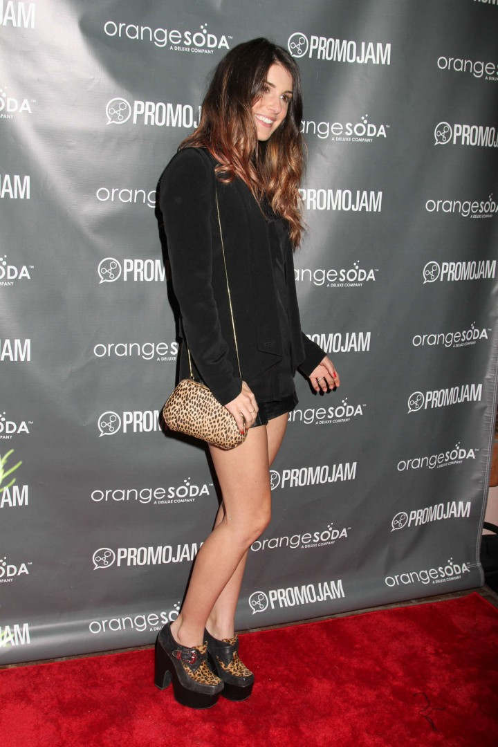 Shenae Grimes : LA Innovators Party -02