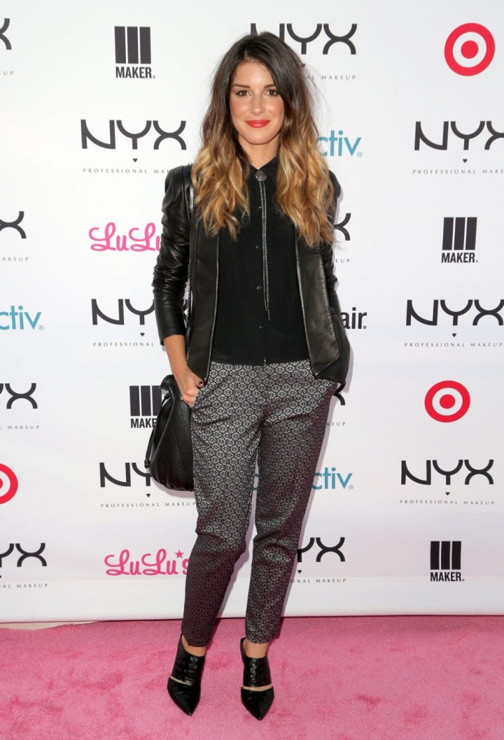 Shenae Grimes - 2014 NYX FACE Awards in Los Angeles