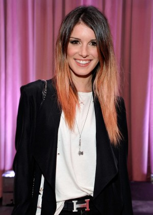 Shenae Grimes - REVOLVE Pop-Up Launch Party in LA