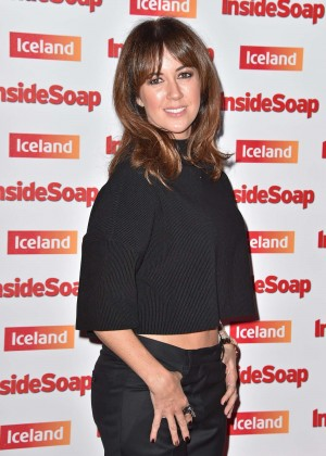 Sheree Murphy - 2014 Inside Soap Awards London