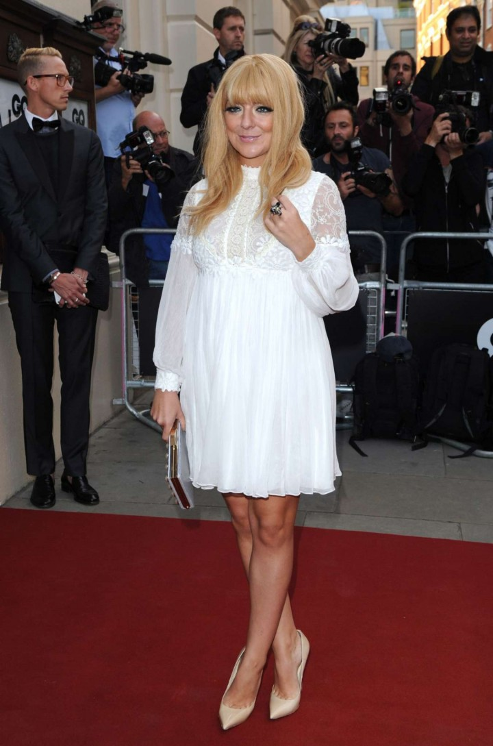 Sheridan Smith - 2014 GQ Men of the Year Awards in London