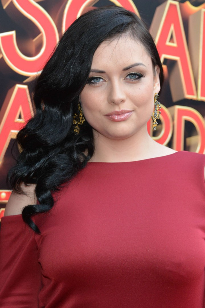 Shona McGarty – British Soap Awards 2014 in London